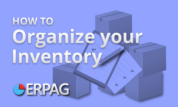 How to organize your inventory?