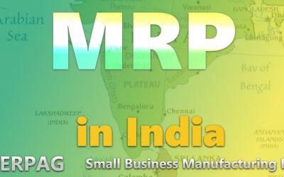 MRP in India