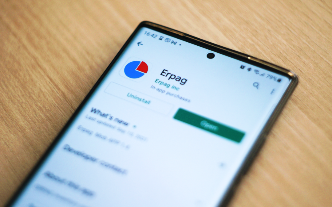 Android ERP- ERPAG